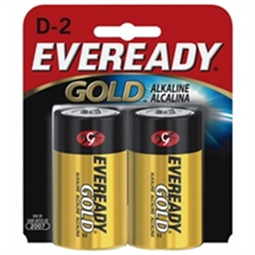 Picture of Eveready   Gold Alk D 2Pk