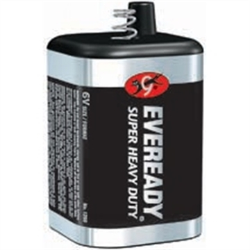 Picture of Energizer Eveready Heavy Duty 6V