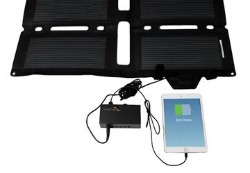 Picture of Enerplex Commandr 45 Solar Panel Black