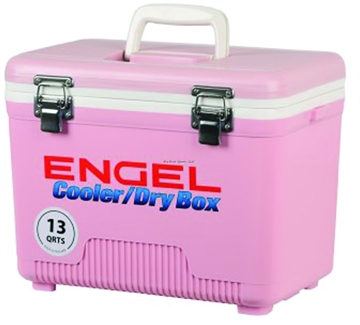 Picture of Engel 13Qt Dry Box/Cooler Pink