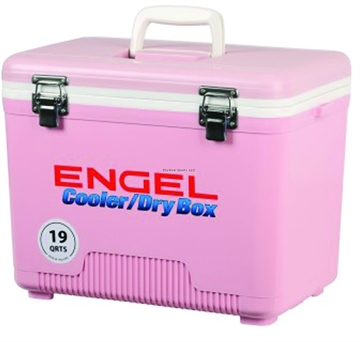Picture of Engel 19Qt Dry Box/Cooler Pink