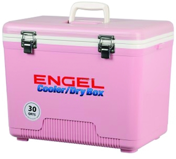Picture of Engel 30Qt Dry Box/Cooler Pink