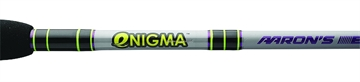 "Picture of Enigma Fishing Aaron's Edge Spinning Rod 6'10"" Medium Light Dropshot"