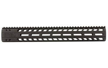"Picture of Ergo   Modular M-Lok 15"" Rail Blk"