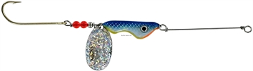 Picture of Erie Dearie Elite Series Spinner, 3/8Oz, Blue Shiner