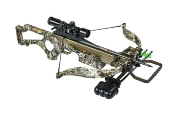 Picture of Excalibur 308Short Ultra Compact Crossbow, Mossy Oak Buc/Bronze W/ Dead-Zone Lsp
