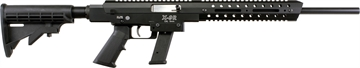 """Picture of Excel Ea09602 X-Series X-9R Semi-Automatic 9Mm 16"""" 17+1 Adjustable Stk Blk"""