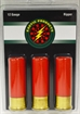 """Picture of Exotic Products Ripper 12 GA 2 3/4"""" Steel Tacks & 12 Shot 3-Pk"""