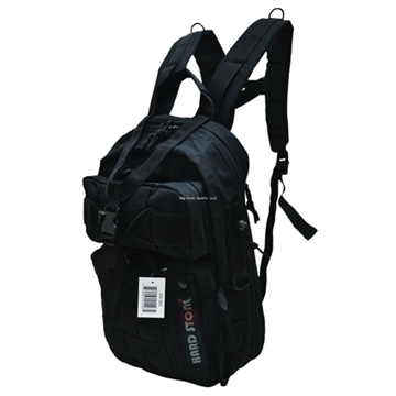 Picture of Explorer 17 Inches Tactical Concealed Carry Backpack Black