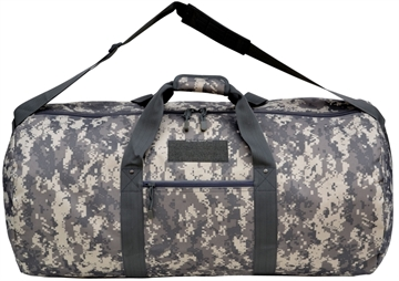 Picture of Explorer 31 Inches Round Duffel Bag Acu Camo