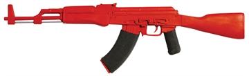 Picture of Ezr Sport 10930 Ar15/M16 Rifle Gauntlet Ar15/M16 Plain Pvc/Vinyl Black