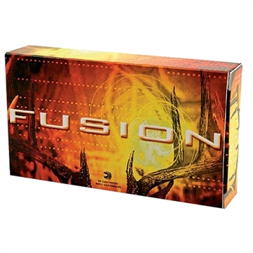 Picture of Federal F35fs1 Fusion Rifle 35 Whelen 200 GR Fusion Soft Point 20 Bx/ 10 CS