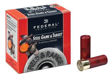 "Picture of Federal Frs2837 Special Buy Field & Range 28 Gauge 3"" 5/8 OZ Shot 25 Bx/ 10 CS"
