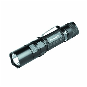 Picture of Fenix Pd32 900 Lumen PD Flashlight Black