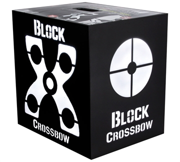 Picture of Block   Black Crossbow 20