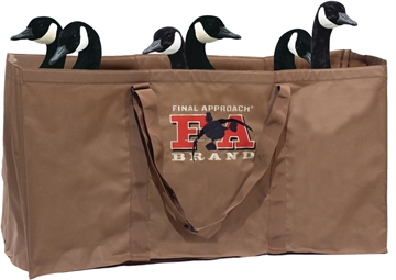 Picture of Final Approach Full Body Goose Decoy Bag - Field Brown
