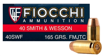 Picture of Fio 40Sw 165Gr Fmjtc 250Ct