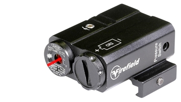 Picture of Firefield Ff25006 Charge AR Red Laser Picatinny