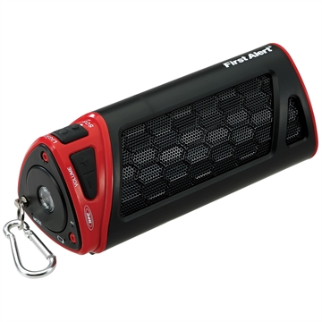 Picture of First Alert Portable Outdoor Bluetooth Speaker