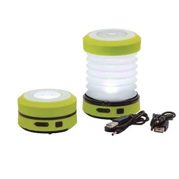 Picture of First Gear Passenger 1W Dynamo Powered Led Lantern