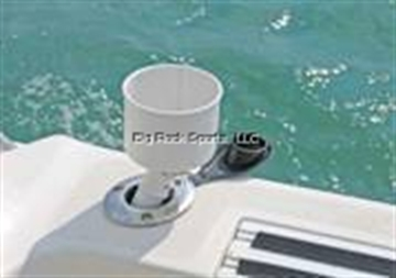 Picture of Fish-N-Drinks Drink Holder For Rod Holders