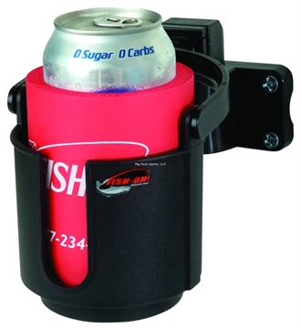 Picture of Fish-On Drink Holder Swivel-Black