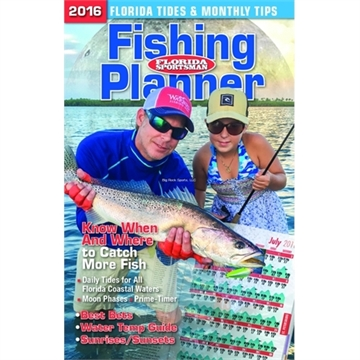 Picture of Florida Sportsman 2016 Fishing Planner