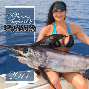 Picture of Florida Sportsman 2017  Calendar