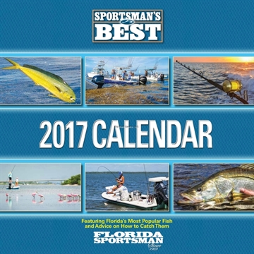 Picture of Florida Sportsman 2017 Sportsman's Best Calendar