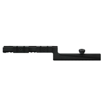Picture of FM Optics Ar15 Handle Type Scope/Accy Mount Black <
