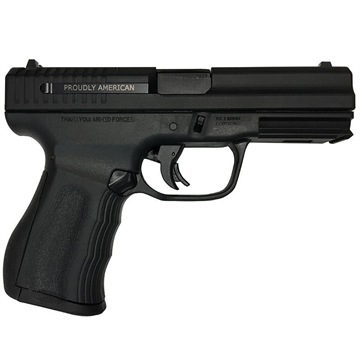 Picture of Fmk 9C1 G2 Compact 9Mm Pistol With 4&Quot; Barrel &Amp; Fast Action Trigger IN Black