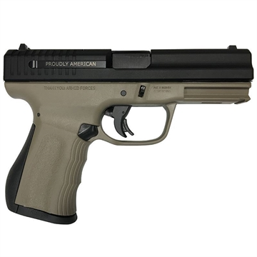 Picture of Fmk 9C1 G2 Compact 9Mm Pistol With 4&Quot; Barrel &Amp;Amp; Fast Action Trigger IN Dark Earth