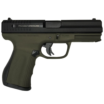 Picture of Fmk 9C1 G2 Compact 9Mm Pistol With 4&Quot; Barrel &Amp;Amp; Fast Action Trigger IN OD Green