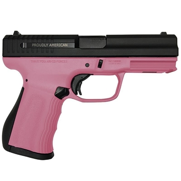 Picture of Fmk 9C1 G2 Fat 9Mm Pistol With 4&Quot; Barrel &Amp;Amp; Bbl Fast Action Trigger IN Pink