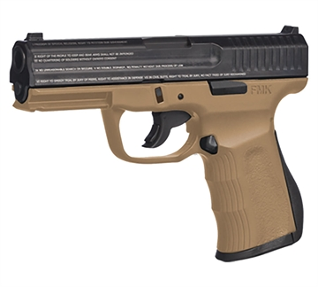 """Picture of Fmk 9C1g2 Engrvd 9Mm 4"""" 10Rd Dao Fde"""