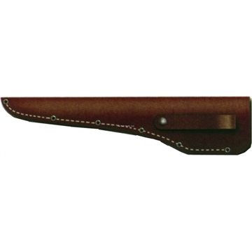 """Picture of Forschner 6"""" Sheath Brown Leather"""