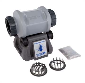 """Picture of Frankford Arsenal 909544 Platinum Rotary Tumbler 223 Remington 14.75"""" X 9.25"""" X 9.25"""""""