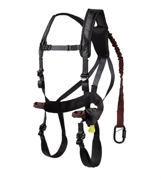 Picture of Freerein G-Tac Air Mens Harness BL