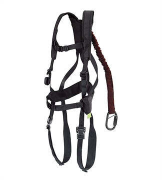 Picture of Freerein G-Tac Air Youth Harness BL