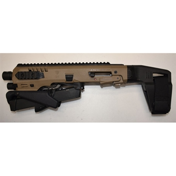 Picture of Full Conceal, Inc. Viper M3d Shell Only Tan