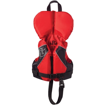 Picture of Full Throttle 4 Water Sports Vest Dlx Nylon Red Infant