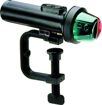 Picture of Fulton Bow Light Clamp-On Vertical