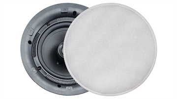 """Picture of Fusion Electronics Usa 6"""" Speaker White"""