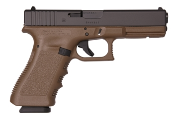 "Picture of G17 G3 Fde 9Mm 17+1 4.49"" FS *"