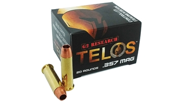 Picture of G2 Research 357Mag 105Gr Sld Cop HP
