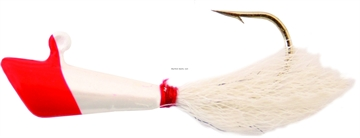 Picture of Gags Shad Dart, 1/32 Oz, Red/White, 3/Pack