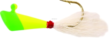 Picture of Gags Shad Dart, 1/4 Oz, Green/Chartreuse, 3/Pack