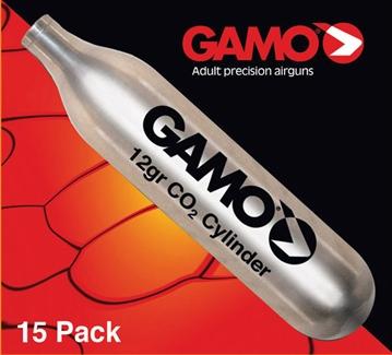 Picture of Gamo 15 Cnt C02 Cartridges