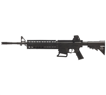 Picture of Red Alert M4tac Multi-Stroke Pneumatic AR Air Rifle, .177 Cal Bb. 880 Fps, Multi-Rail Adjustable Stock