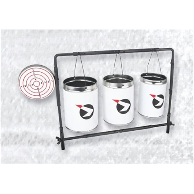 Picture of Gamo Plinking Targets With Cans
